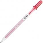 Gelly Roll® Red Metallic Gel Pen: Metallic, Red/Pink, Gel, 1mm, (model 38917), price per each
