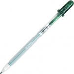 Gelly Roll® Hunter Green Metallic Gel Pen: Green, Metallic, Gel, 1mm, (model 38925), price per each
