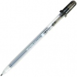 Gelly Roll® Black Metallic Gel Pen: Black/Gray, Metallic, Gel, 1mm, (model 38927), price per each