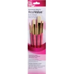 Princeton Oil Acrylic and Stain Natural Bristle Brush Set