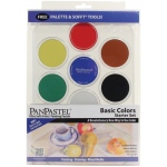 PanPastel® 7-Color Pastel Set Basic Colors: Multi, Pan, Soft