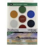 PanPastel® 7-Color Pastel Set Landscape Starter: Multi, Pan, Soft