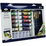 Royal & Langnickel 21-Piece Acrylic Painting Set