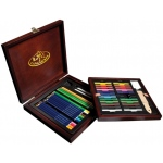 Royal & Langnickel® Premier Drawing Pencil Set: Multi, Drawing