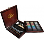 Royal & Langnickel® Premier Pastel Pencil Set: Multi, Pastel