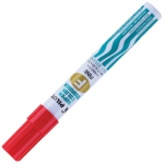 Pilot®  Super Color Permanent Fine Marker Red: Red/Pink, Fine Nib, (model SC40800), price per each