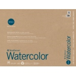 "Strathmore® 200 Series Skills 18"" x 24"" Tape Bound Watercolor Pad: White/Ivory, Pad, 25 Sheets, 18"" x 24"", Watercolor, (model ST20-118), price per 25 Sheets pad"