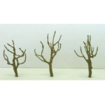 "Wee Scapes™ Architectural Model 1/2"" Round Head Armature 4-Pack: Green, 4-Pack, 1/2"", Tree, (model WS00360), price per 4-Pack"