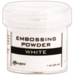 Ranger Basics Embossing Powders: White