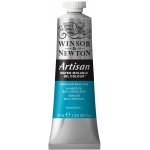 Winsor & Newton™ Artisan Water Mixable Oil Color 37ml Cerulean Blue Hue: Blue, Tube, 37 ml, Oil