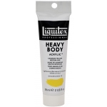 Liquitex® Professional Series Heavy Body Color 2oz Cadmium Yellow Medium Hue: Yellow, Tube, 59 ml, Acrylic, (model 1045830), price per tube
