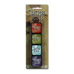 Ranger Tim Holtz Distress Mini Ink Kit 8