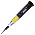 General® 8-in-1 Lighted Screwdriver: Screwdriver, (model G75108), price per each