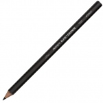 Primo® Euro Blend™ Elite Grande Charcoal Pencils: Black/Gray, (model 5000), price per dozen (12-pack)