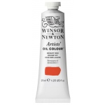 Winsor & Newton™ Artists' Oil Color 37ml Bright Red: Red/Pink, Tube, 37 ml, Oil