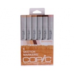 Copic Sketch Markers Set: Skin Tones 1
