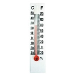 Stanislaus Imports, Inc. Mini Thermometer: 25mm, 12pc