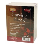 Heritage Arts™ Large White Carving Block: White/Ivory, Block, (model HCB-LW), price per each