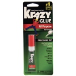Elmer's® Krazy Glue® No Run Gel: Tube, (model KG86648R), price per each