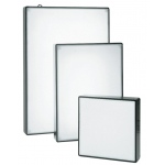 "Alvin® Multi-Purpose Lightbox 12"" x 18"": Plexiglas, 12""l x 18""w x 4""h, 8-25w, (model LIN1218), price per each"