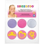 Snazaroo™ Princess Face Paint Stamp Kit: Stamp, (model 1185044), price per each