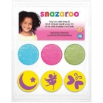 Snazaroo™ Fairy Face Paint Stamp Kit: Stamp