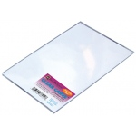 "Richeson Clear Carve™ Clear Carve™ Linoleum 8"" x 10"": Clear, Linoleum, No, 8"" x 10"", 1/8"", Block, (model 688007), price per each"