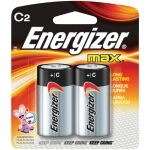 Energizer® MAX® MAX® C Battery 2pk: Batteries, (model EBC93), price per pack