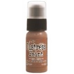 Ranger Tim Holtz Distress Paint: Tea Dye