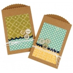 Sizzix Bigz Die: Pocket with Scallop Edge by Jillibean Soup