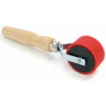 "American Educational ABIG Press Roller Plastic Core and Beechwood Handle: 1"" Wide"