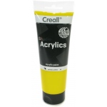 American Educational Creall Studio Acrylics Tube: 250 ml, 06 Primary Yellow