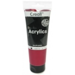 American Educational Creall Studio Acrylics Tube: 250 ml, 11 Madder Red