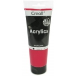 American Educational Creall Studio Acrylics Tube: 250 ml, 12 Carmine Red