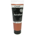 American Educational Creall Studio Acrylics Tube: 250 ml, 21 Copper