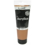 American Educational Creall Studio Acrylics Tube: 250 ml, 22 Bronze