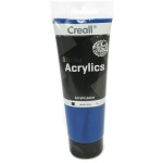 American Educational Creall Studio Acrylics Tube: 250 ml, 32 Phtalo Blue