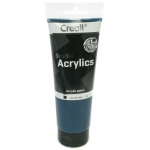 American Educational Creall Studio Acrylics Tube: 250 ml, 34 Prussian Blue