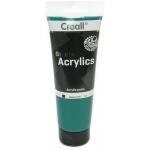 American Educational Creall Studio Acrylics Tube: 250 ml, 52 Phtalo Green