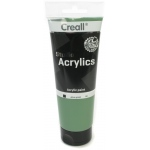 American Educational Creall Studio Acrylics Tube: 250 ml, 59 Olive Green