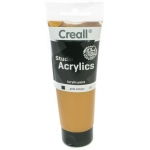 American Educational Creall Studio Acrylics Tube: 120 ml, 23 Gold Antique