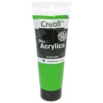 American Educational Creall Studio Acrylics Tube: 120 ml, 50 Brilliant Green