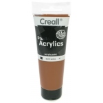 American Educational Creall Studio Acrylics Tube: 120 ml, 67 Burnt Sienna