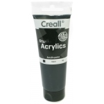 American Educational Creall Studio Acrylics Tube: 120 ml, 99 Black