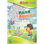 American Educational Kiddo Road Animals
