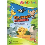 American Educational Kiddo The Jungle Mumble