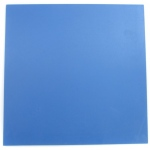 "American Educational Block Printing Square: 12"" x 12"", Blue"