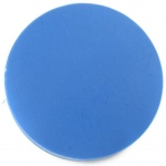 "American Educational Block Printing Circle: 2"" Diameter, Blue"