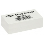 "Alvin® 2"" x 1"" x 1/2"" Soap Erasers 12/Box: 12-Box, Manual, (model 1470AE), price per 12-Box box"