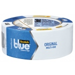 "Scotchblue™  1.88""  Safe Release™ Painters' Masking Tape : Blue, Roll, 1.88"" x 60 yd, Paint, 1.88"", (model 2090-B), price per each"